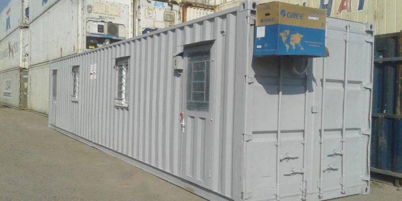 Container văn phòng tại Bắc Ninh