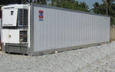 Cho thuê Container lạnh tại Bắc Ninh