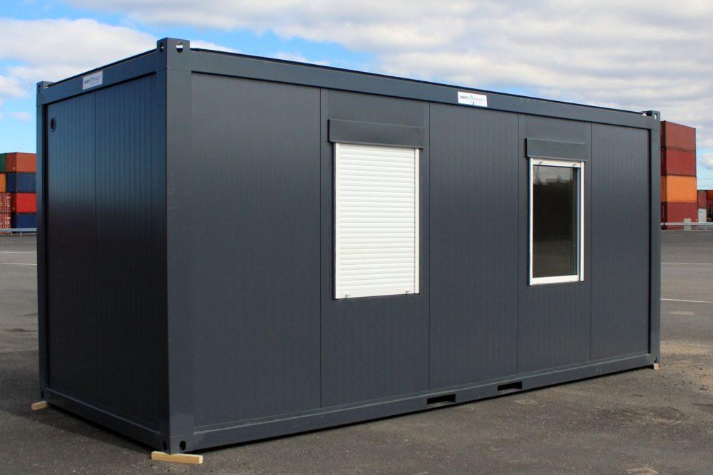 Setup nhanh, dễ dàng vận chuyển là lợi thế của Container Văn Phòng.