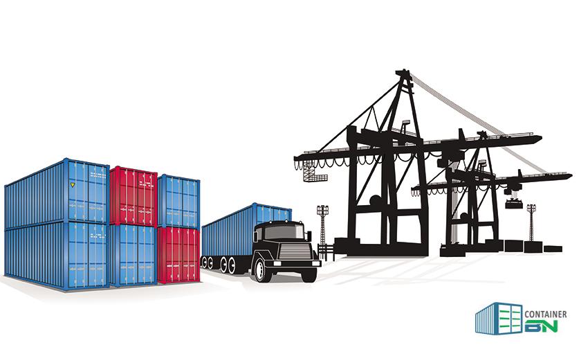 Container Bắc Ninh