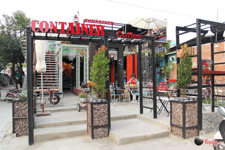 Container Cafe Triệu Việt Vương