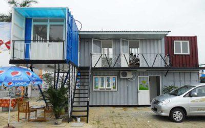Cho thuê nhà Container tại Bắc Ninh