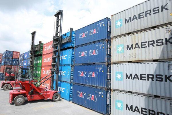 Báo giá cho thuê Container tại Bắc Giang